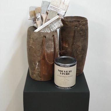 KRIJTVERF CHARCOAL BLACK (2,5 liter)