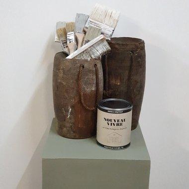 KRIJTVERF CONCRETE GREEN (1 liter)