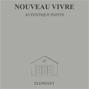 KRIJTVERF (ELEPHANT)