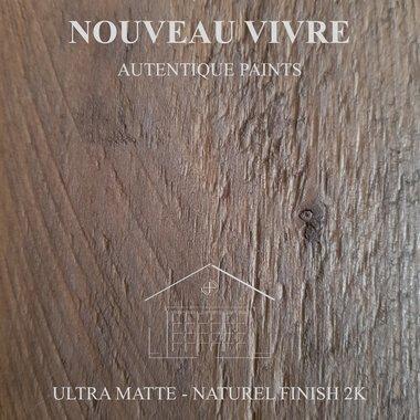 ULTRA MATTE LAK / NATUREL FINISH (2K)
