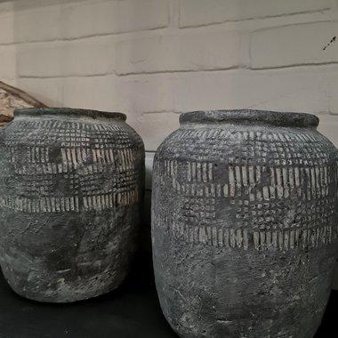Stenen pot (PTMD)