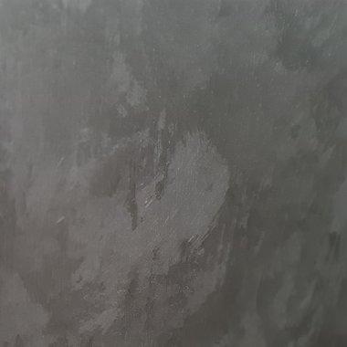 METALLIC PAINT ( tin grey )