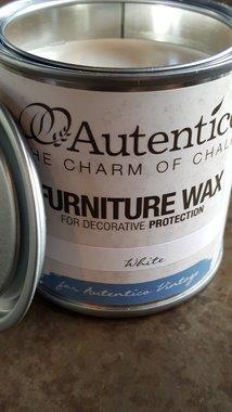 Autentico wax (White)