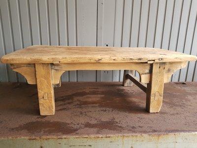 Vergrijsd tafeltje / offertafel