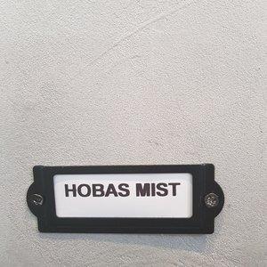 Betonlookverf Hobas mist
