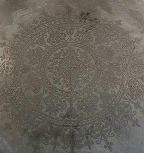 Mandala sjabloon (xxl)